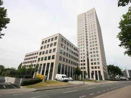 Westfalentower: Wunschausbau im DGNB-Silber Gebäude