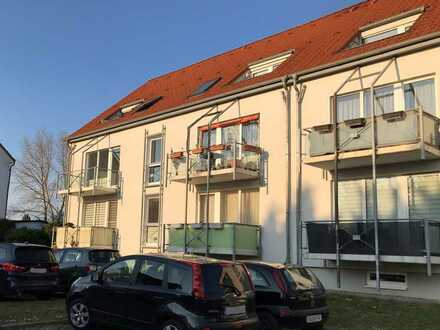 Hübsche, gepflegte 3-Raum-Wohnung mit Balkon in Gerwisch