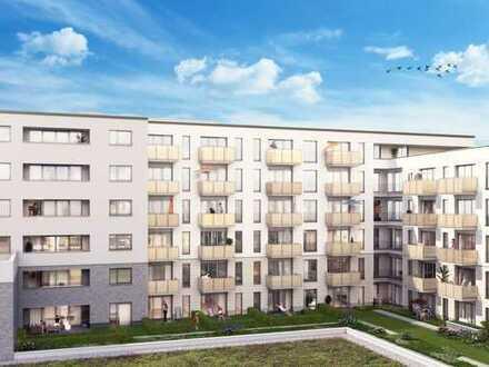 Attraktive Kapitalanlage! Ruhig gelegene 2-Zimmer-Wohnung mit effizientem Grundriss und Balkon