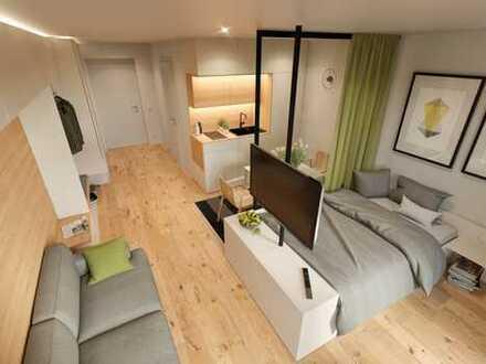 Zentrumsnahe Single-Wohnung - Auch zur Kapitalanlage
