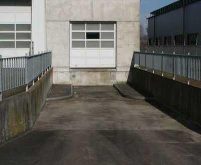 AHAUS 1200 m² Lagerhalle mit Laderampe in TOPLAGE