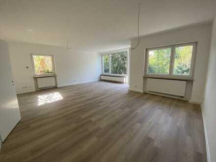 Wohntraum im Grünen - kernsanierte 3-Zimmerwhg. mit großartiger Gartenfläche in Bestlage