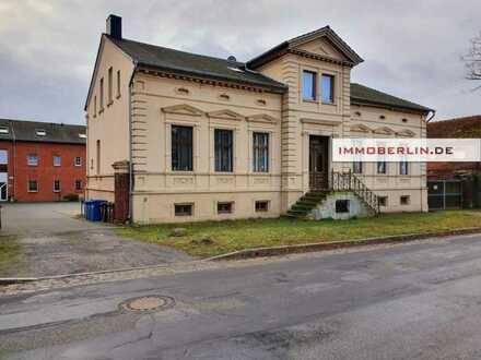 IMMOBERLIN: Klassiker in Toplage - Zinshaus am Beetzsee
