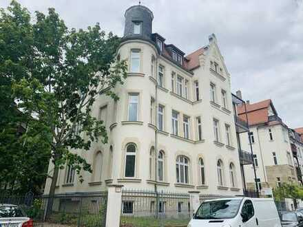 Traumhafte 3-Raum Wohnung mit Balkon in Gohlis