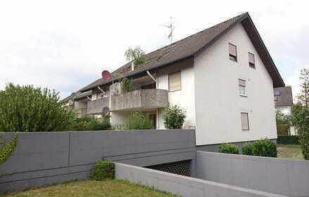 Kapitalanlage: Attraktive 2 Zimmerwohnung in ruhiger Lage von Emmendingen!