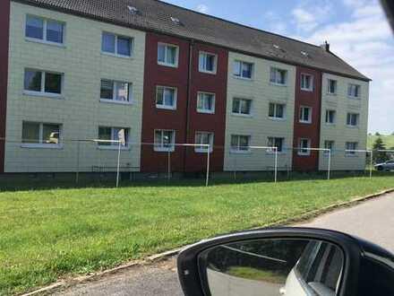 Schönes Wohnen im ländlichen Bereich - 2,5 Raumwohnung in Lichtenberg
