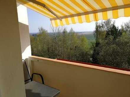 Vollsanierte 3-Zimmer-Wohnung mit Balkon und EBK in Hohenstein-Ernstthal