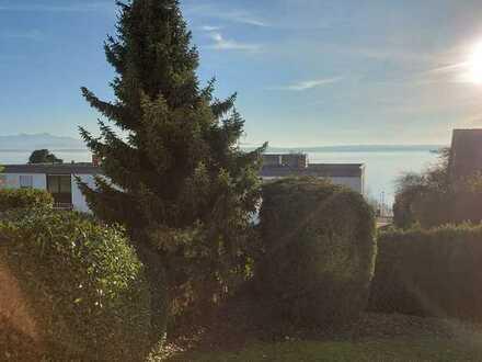 Schöne 3,5 Zimmer Wohnung mit Seeblick in ruhiger Lage von Hagnau
