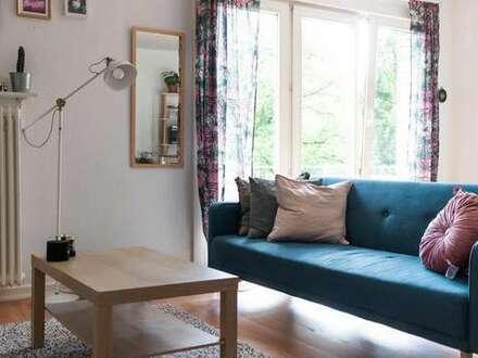 1-Zimmer-Appartement in Hamburg-Winterhude