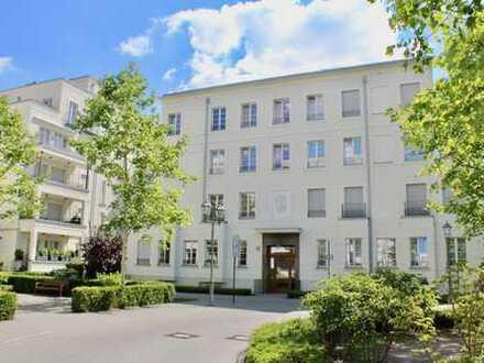 Exklusive Wohnung mit Consierge-Service in priviligierter Lage