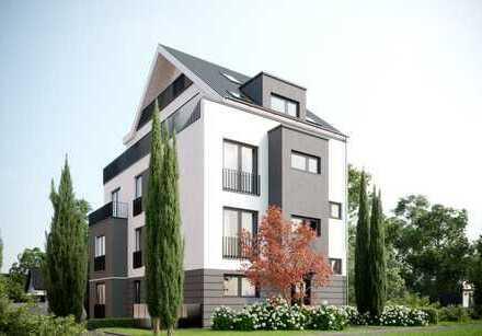 Neubau: Skyline Penthouse Maisonette