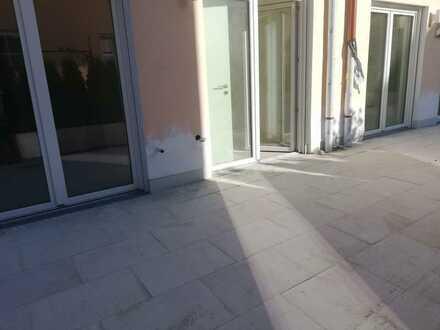 Erstbezug: 2-Zimmer-Wohnung mit Terrasse
