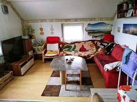 3-Zimmer-Dachgeschosswohnung in Kempten/Stiftstadt zur Kapitalanlage