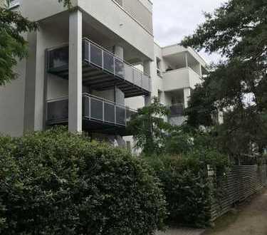 2-Zimmer-Eigentumswohnung mit Süd-Balkon und Garten im Verlagsviertel von Darmstadt