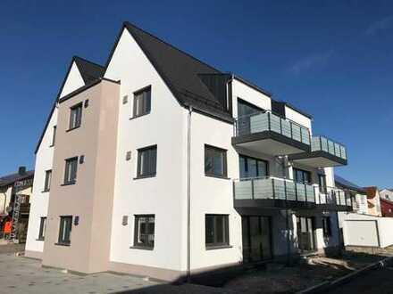 3-Zimmer Dachgeschosswohnung mit Balkon **Erstbezug**