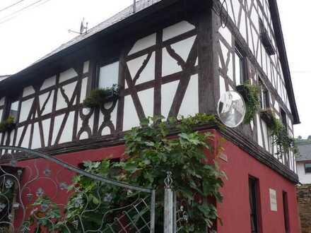Chice Single-Wohnung in Weinguts-Fachwerkhaus