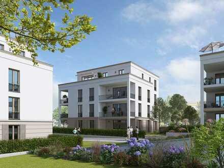 Neu: Schöne 3-Zimmer Wohnung mit Privatgarten in moderner Wohnanlage in Waldkirch