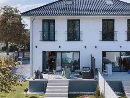 Moderner Neubau mit viel Platz in Staaken