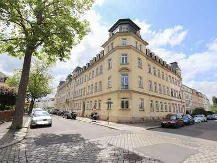 +++ Rarität! - sofort bezugsfreie 5-Zimmer-Wohnung mit Balkon in bester Wohnlage +++