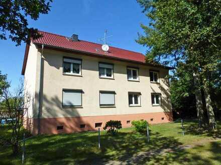 Wohnen im Grünen! Ruhig gelegene 3,5-Zimmer-Wohnung in Netzeband zu vermiete