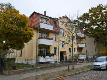 Ruhig gelegene 3-Zi.- Altbauwohnung in Top-Lage von Babelsberg