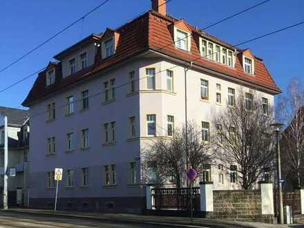 Geräumige 3-Raumwohnung in Dresden Trachau