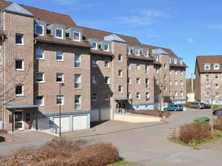 Vermietete 2-Zimmer-Dachgeschoss-Eigentumswohnung!