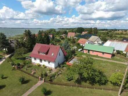 1-Familienhaus mit Einlieger-/Ferienwohnung und Entwicklungspotenzial Insel Usedom