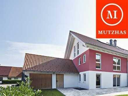 MUTZHAS - Großzügige Doppelhaushälfte in Geretsried!