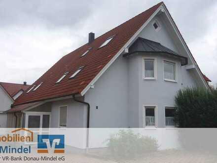 Ideal für Kapitalanleger - schöne Etagenwohnung in attraktiver Wohnlage in Lauingen