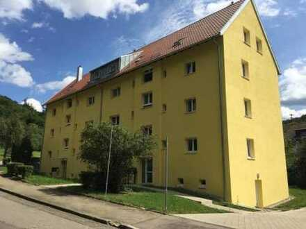wie neu!! 2-Zimmer-ETW in Königsbronn mit Süd-Balkon