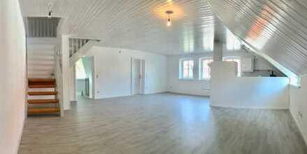 105 m², 3 Zimmer - möbliertes Wohnen auf Zeit möglich