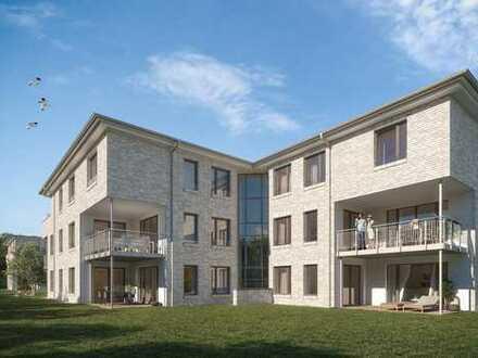 Erdgeschosswohnung, 2 Zimmer, 63m² - Flintbeker Carreé
