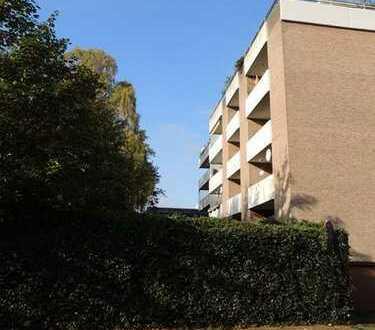 Schloßgartenviertel - Gartenstraße: gemütliche 3-Zimmer-Wohnung in unmittelbarer Innenstadtnähe