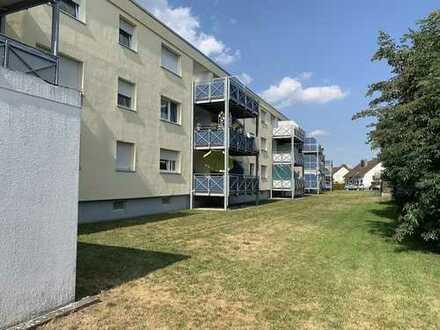 Gut geschnittene 3-Zimmer-Wohnung in verkehrsberuhigter Lage/ Nersingen