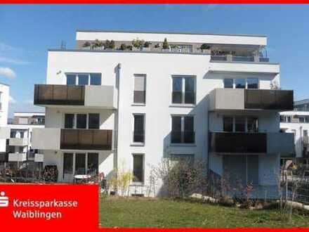Neuwertige Eigentumswohnung in Backnang