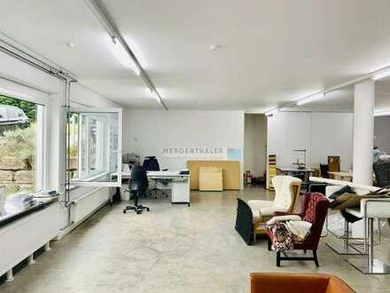 Repräsentative Gewerbeflächen Verkaufsniederlassung, Büro für Handelsvertreter