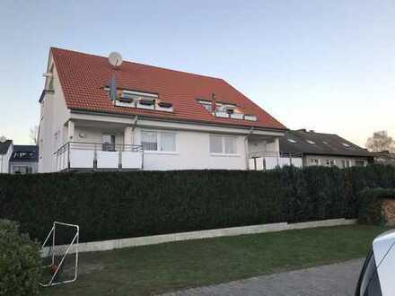 Exklusive erdgeschossige Eigentumswohnung in der Aplerbecker Mark mit Garten und großer Garage