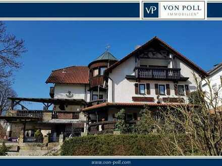 Gastronomiebetrieb mit Gästezimmern in der Fränkischen Schweiz