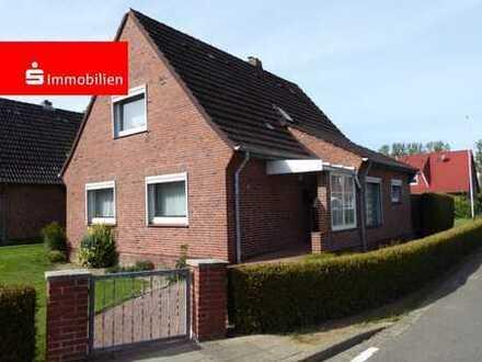 Einfamilienhaus mit Garage für die junge Familie