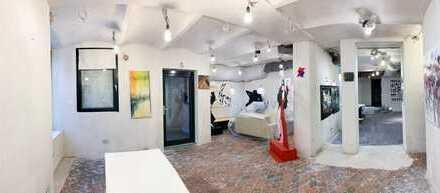 TOP Anlageobjekt im Künstlerviertel - Moltkestraße - für Ihr eigenes Business oder als Anlage