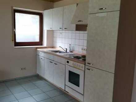 Schöne 1,5-Raum-EG-Wohnung mit EBK und Balkon in Ilsfeld