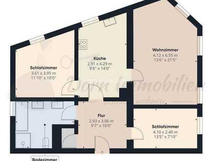 +++Beliebte Wohngegend bei Zwickau; gut vermietet; mit umfangreichem Exposé +++