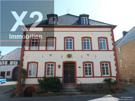 General-sanierte Residenz an der Mosel -  mit acht stilvollen Eigentums-Ferienwohnungen