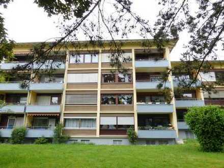 In ruhiger Südlage - 3 Zimmer Eigentumswohnung