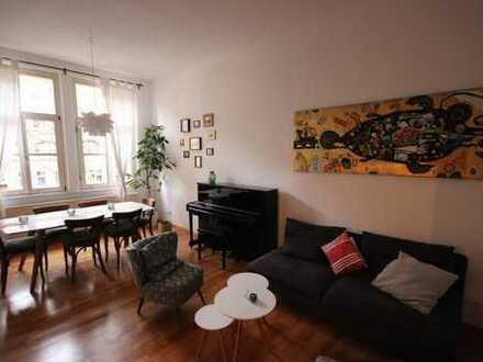 Zwischenmiete: Attraktive 3-Zimmer-Wohnung mit Balkon in der Südstadt