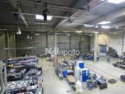 10,50 m Deckenhöhe   Sprinklersystem   sofort verfügbar