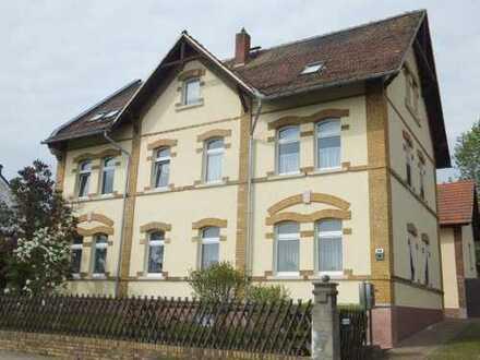Imposantes Grundstück mit einem MFH und einem EFH, Pool, Garagen im Südraum von Leipzig
