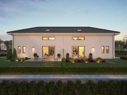 Doppelhaushälfte: KFW 55 Neubau in Waggum! Bei der Finanzierung sparen mit Massa Zinssubvention!