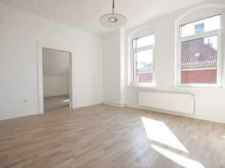 Charmante 4-Zimmer-Wohnung im Dachgeschoss!